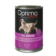 Optima nova adult all breeds chicken, para todas las razas con pollo