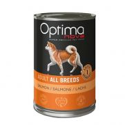 Optima nova adult all breeds salmon, para todas las razas con salmón