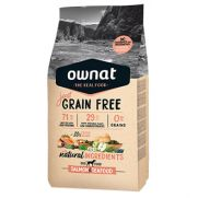 Ownat just adult salmon, alimento para perros adultos sin cereales