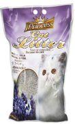 Princess arena olor lavanda libre de polvo, para gatos