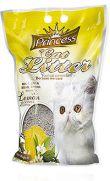 Princess arena olor limón indicado para gatos asmáticos