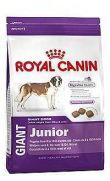 Royal Canin giant junior alimentación para cachorros