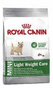 Royal Canin mini light, para perros con tendencia al sobrepeso