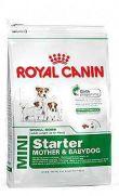 Royal Canin mini starter para madres gestantes y cachorros en destete