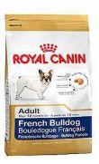 Royal Canin raza bulldog francés adulto y maduro más de 12 meses