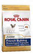 Royal Canin raza bulldog francés cachorro hasta los 12 meses de edad
