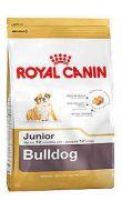 Royal Canin raza bulldog cachorro hasta los 12 meses de edad