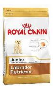 Royal Canin raza labrador retriever cachorro hasta los 15 meses