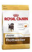 Royal Canin raza rottweiler cachorro hasta los 18 meses de edad