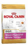 Royal Canin west highland white terrier adulto y maduro