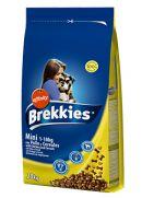 Brekkies mini, para perros de raza pequeña con pollo y cereales