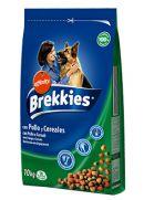 Brekkies pollo y cereales para perros adultos