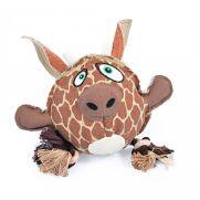 Duvo canvas giraffe, juguete en forma de Jirafa