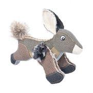 Duvo canvas rabbit, peluche para perro en forma de conejo