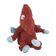 Duvo juguete de felpa con sonido, dinosaurio darcy para perro