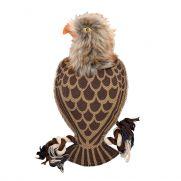 Duvo canvas arend, juguete para perro con forma de águila