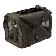 Duvo transportín, bolsa de viaje para perros de nailon