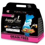 Happy One alimento para gatos esterilizados con 20% de sardinas frescas