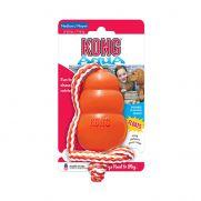 Kong aqua dog, juguete para perros con soga