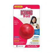Kong ball dog, pelota para perros flexible
