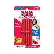 Kong dental stick dog, juguete para perros rellenable