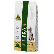 Libra adult pollo, alimentación completa y nutritiva para perros