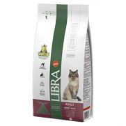 Libra para gato adulto de todas las razas, con buey y arroz