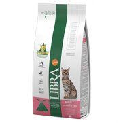 Libra para gato adulto con salmón y arroz para todas las razas