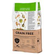 Natura diet grain free chicken, pienso sin cereal para perro adulto