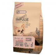 Natural Impulse pienso para perro adulto mini con pollo