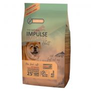 Natural Impulse pienso para perro adulto con 25% salmón fresco