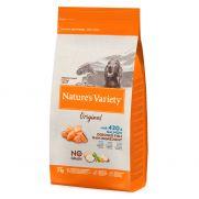 Natures variety original perro adulto raza mediana con salmón