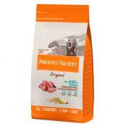 Natures variety original para perro adulto, raza mediana de atún