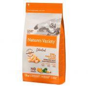 Natures variety selected, pienso gatos adultos esterilizados de pollo y sin cereal