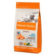 Natures variety selected para perro adulto mini de salmón