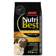 Nutri Best adult light chicken, pienso para perro con sobrepeso