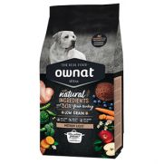 Ownat medium light, para perros con sobrepeso