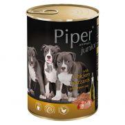 Piper animals, alimento para cachorros con pollo y arroz