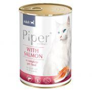 Piper animals, comida con salmón para gatos