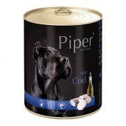 Piper animals, alimento húmedo para perros con bacalao