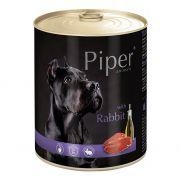 Piper animals, alimento húmedo para perros con conejo