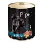Piper animals, alimentación húmeda para perros con cordero