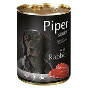Piper animals, alimento húmedo para perros senior con conejo