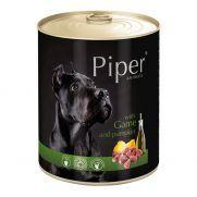 Piper animals, comida húmeda para perros con venado y calabaza