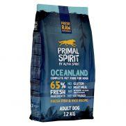 Primal Spirit Oceanland, pienso para perro adulto, 65% de carnes