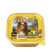 Prince paté de pollo, complemento para perros adultos