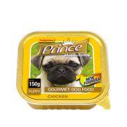 Prince paté con 12% de pollo para cachorros