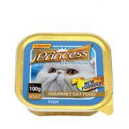 Princess paté de pescado, alimento húmedo para gatos