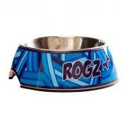 Rogz Bubble cd comedero perros, cuenco interior extraíble