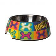 Rogz Bubble wb comedero para perros, su baseantideslizante